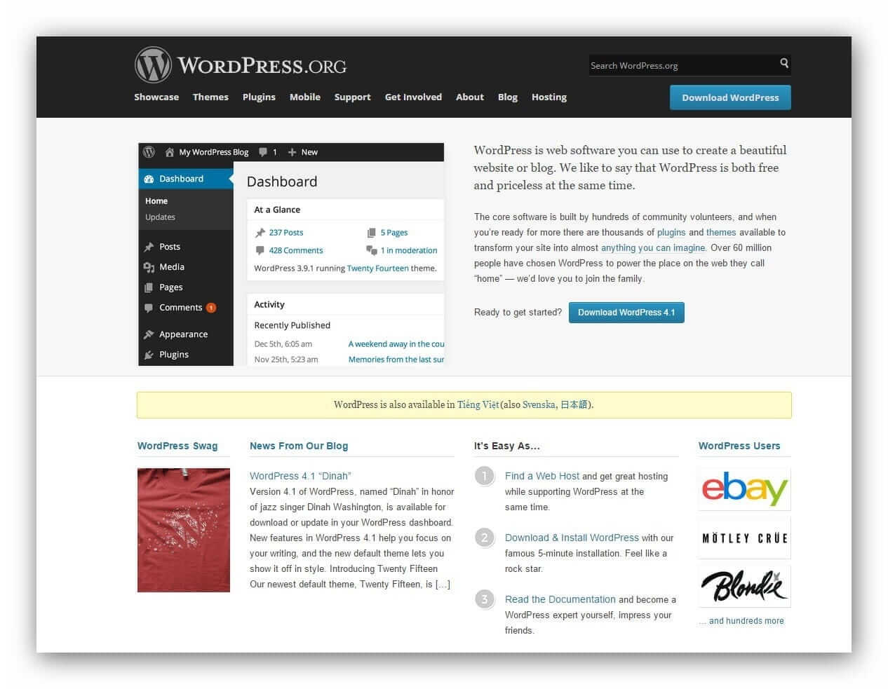 What is WordPress.Org?